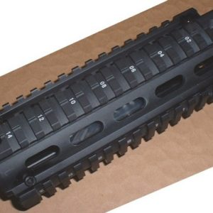 AR15 carbine quad rail