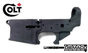 colt stripped lower